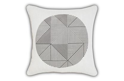 Picture of Orb Black Cushion 45cm