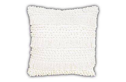 Picture of Shimmy Ivory Cushion 43cm