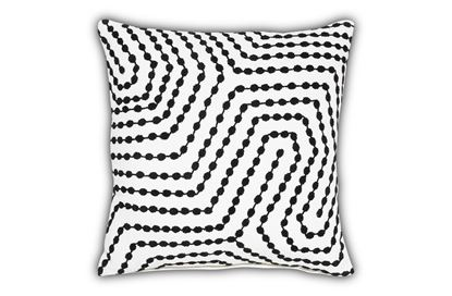 Picture of Tarry White Cushion 50cm