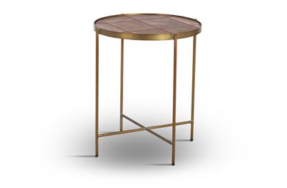 Picture of Preston Side Table Cigar