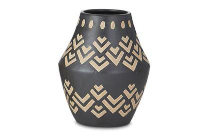 Picture of Wilde Vase Black