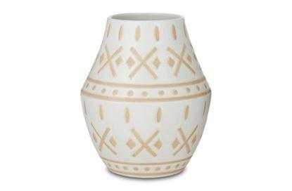 Picture of Wilde Vase White