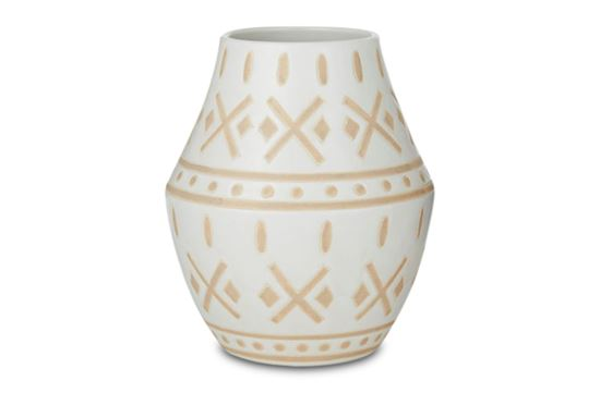 Picture of Wilde Vase White