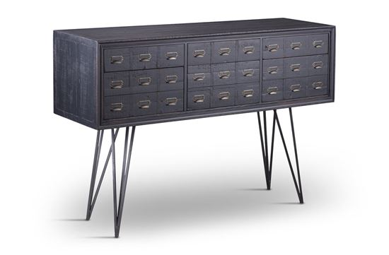 Picture of Yale Console Black