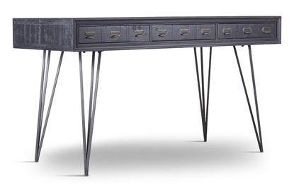 Picture of Yale Desk Black