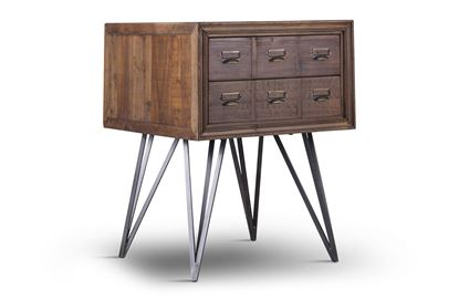 Picture of Yale Side Table Natural