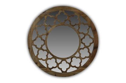 Picture of Monroe Round Mirror