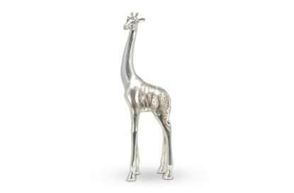 Picture of Botham Silver Giraffe