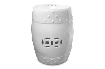 Picture of Beach Ceramic Stool
