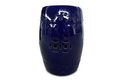 Picture of Ocean Ceramic Stool
