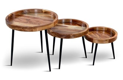 Picture of Belgium Side Tables (set of 3)