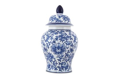 Picture of LGE Ming Urn With Lid
