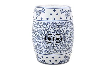 Picture of Dynasty Ceramic Stool