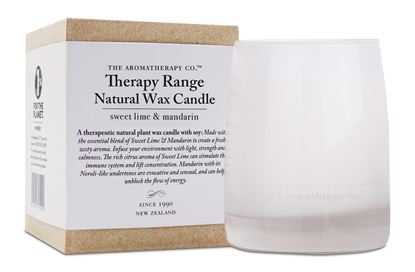 Picture of Sweet Lime & Mandarin Candle 260g