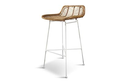 Picture of Coco Barstool White