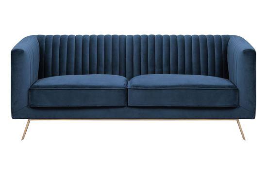 Picture of Mia 2 Seat Sofa Glacier