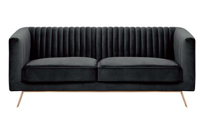 Picture of Mia 2 Seat Sofa Midnight