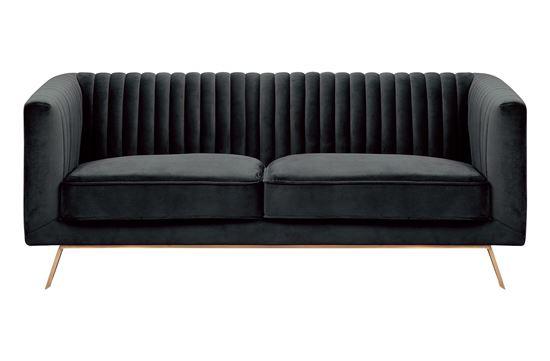 Picture of Mia 2 Seat Sofa Midnight