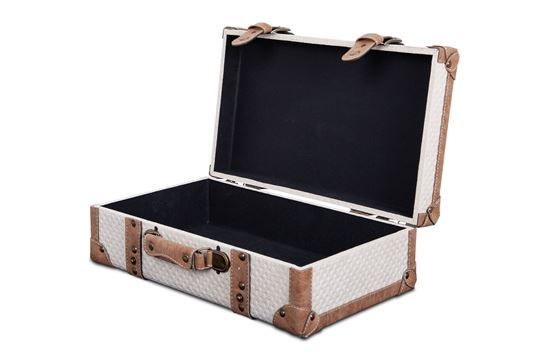 Picture of MED Vintage Luggage Snowflake