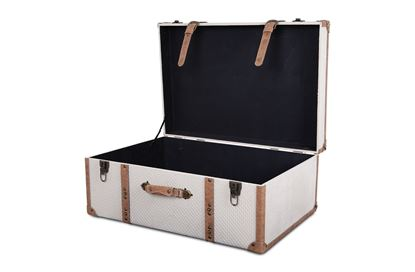 Picture of XXXL Vintage Luggage Snowflake
