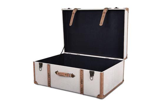 Picture of XXXL Vintage Luggage Snowflake
