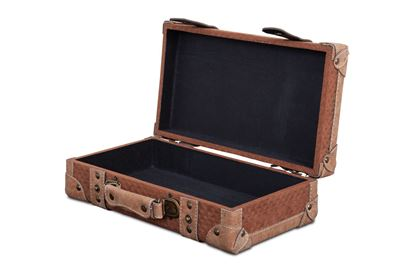 Picture of SML Vintage Luggage Camel