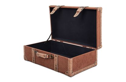 Picture of LG Vintage Luggage Camel