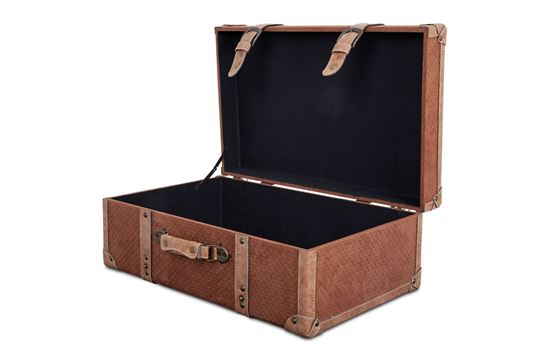Picture of XL Vintage Luggage Camel