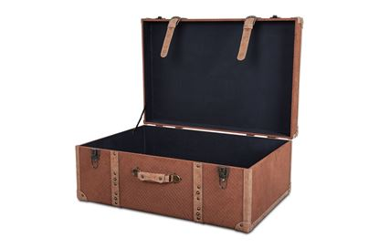 Picture of XXXL Vintage Luggage Camel