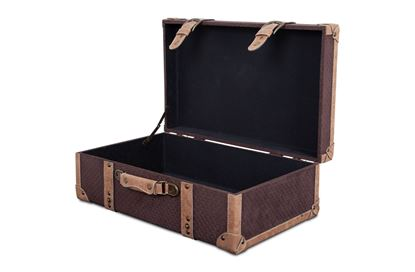Picture of LG Vintage Luggage Chocolate