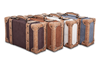 Picture of XL Vintage Luggage Sky