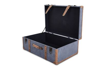 Picture of XXL Vintage Luggage Sky