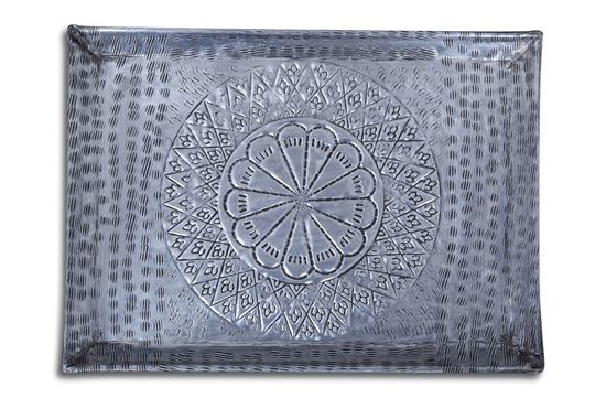 Picture of Spring Tray Silver Large