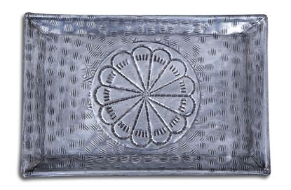 Picture of Spring Tray Silver Small