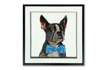 Picture of Blue Tie Frenchy