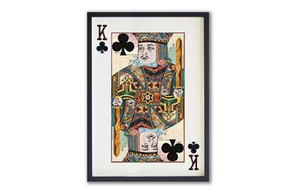 Picture of King of Clubs