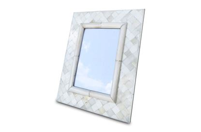 Picture of Diamond Bone Inlay Frame 4 x 6
