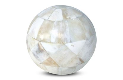 Picture of Bone Inlay Sphere Medium