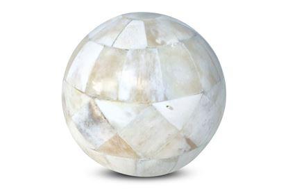 Picture of Bone Inlay Sphere Medium