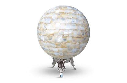 Picture of Mother of Pearl Sphere with stand