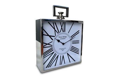 Picture of Glamour Aluminium Clock Large