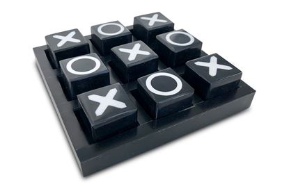 Picture of Black Noughts and Crosses