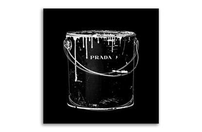 Picture of Black Paint 80x80