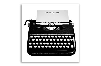 Picture of Louis Vuitton Typewriter 80x80