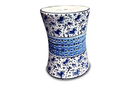 Picture of Ceramic Fish Stool