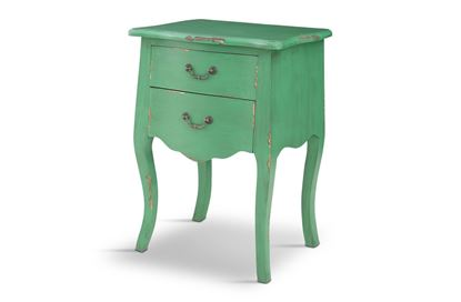 Picture of Lincoln Side Table Green