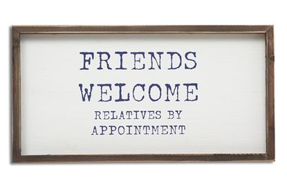 Picture of Friends Welcome