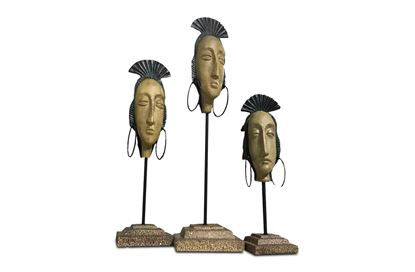 Picture of Lost Tribal Set of 3 (small, medium, large)