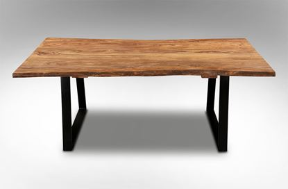 Picture of Rio 2000 Dining Table Black