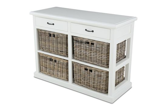 Picture of Noosa Two Drawer Sideboard